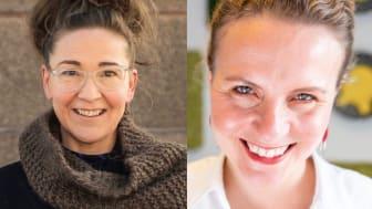 Hanna Elving, Swedish Edtest och Jannie Jeppesen, Swedish Edtech Industry som nu introducerar en forskningsaccelerator för svenska edtechs.