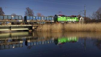 Järnvägen behövs för snabb och effektiv omställning till fossilfri transportsektor