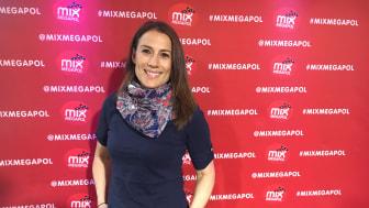 Jill Johnsson är ny programledare på Mix Megapol