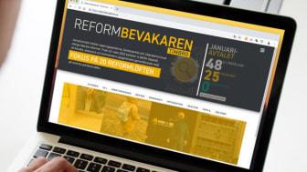 Timbro bevakar Januariavtalets liberala reformlöften i ny satsning