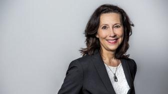 Kommunikationschef Marika Ireblad (foto: Janne Danielsson/SVT)