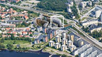 Kontorshuset på Östra Station_Flygfoto_White.png
