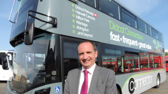 Thames Travel Managing Director Phil Southall