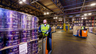 Mondelez International will spread a little generosity to thousands of vulnerable people over the festive period.