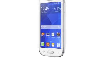 Galaxy Ace Style on Samsungin edullinen SoMe-puhelin