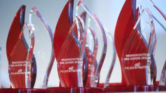 Die Auszeichnung FeuerTrutz Award für preiswürdige Brandschutzkonzepte und die beliebtesten Produkte des Jahres geht in die nächste Runde.