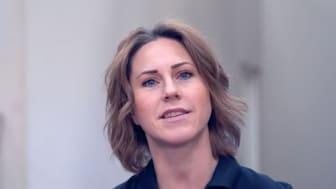 Ida Sandqvist, ekonom och löneadministratör på Laitis