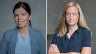 Skolborgarrådet Isabel Smedberg-Palmqvist (L) och miljö- och klimatborgarrådet Katarina Luhr (MP) om uppstartsmötet för genomlysningen av antisemitism