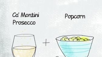 Vilken mat passar till Prosecco?