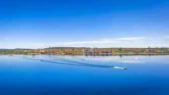 Vybild Östersund. Foto Göran Strand