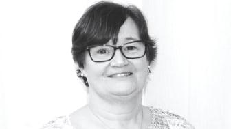 Anneli Norstedt-Elehvä, enhetschef för Skyddsvärnets halvvägshus i Stockholm och Malmö.