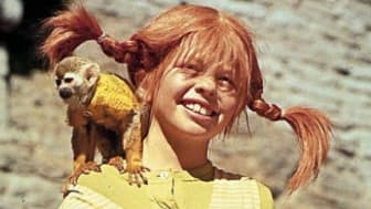 TV-serien om Pippi restaureras av SVT