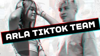 Onko tässä Suomen hauskin työ? Arla palkkaa oman TikTok-tiimin, mukana supersuositut Jaakob Rissanen & Nettaeleonoora