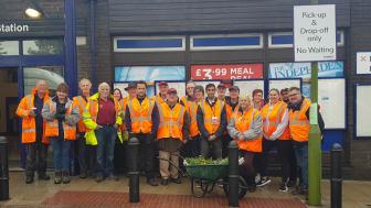 St. Albans Garden Day Team picture