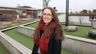 – Nu har vi en chans att påverka så att den kommunala politiken ska komma närmare och bli mer tillgänglig för den här gruppen av unga, säger Linda Lanebäck, logoped på Kollaskolan.