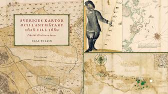 """Inget land i världen har genomfört ett så systematiskt kartarbete som lantmätarna i Sverige gjorde under första hälften av 1600-talet. Boken """"Sveriges kartor och lantmätare 1628 till 1680. Från idé till tolvtusen kartor"""" visar hur arbetet gick till."""