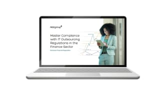 Mastering compliance with global IT outsourcing regulations in the Finance Sector