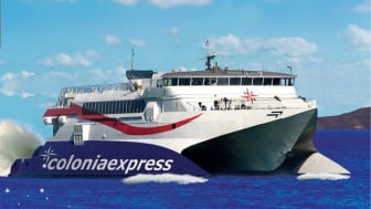 Colonia Express is Hogia's first customer in the South American market.