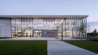 2020 gastiert der Metallkongress auf dem Solarlux-Campus in Melle. Foto: Solarlux