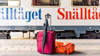 Snälltåget bagage