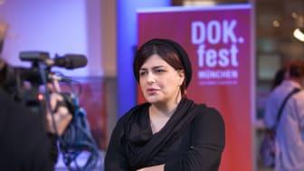 Die iranische Filmemacherin Rokhsareh Ghaem Maghami gewann den Dokumentarfilmpreis der SOS-Kinderdörfer weltweit 2016.