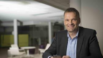 - Vi har en positiv utvikling på både topp- og bunnlinjen gjennom hele 2017, sier Abraham Foss, adm.dir. i Telia Norge