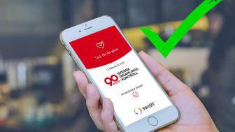 Treskablinoll Sverige har beviljats 90-konto