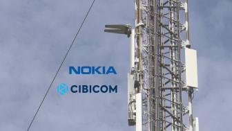 Nokia leverer missionskritisk netværk til Cibicom i hele Danmark