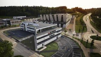 RO-Gruppen AB och Kabfast AB avyttrar ett av Sveriges mest energieffektiva kontorshus till Kralima Holding AB