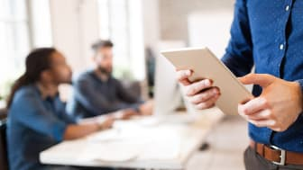 Ingen utsikt til papirløse kontorer i 2025