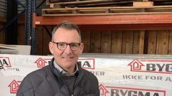 Morten Bak tiltræder som direktør for Bygma Sønderborg den 1. december 2020