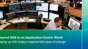 Bortom SDN – en värld fokuserad på applikationer