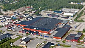 Lindbäcks industrifastighet i Öjebyn, Piteå