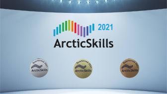 Barentsmästerskapet i yrkesskicklighet ArcticSkills i digital kostym blev en succe'