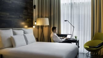 """Remote-Working-Upgrade: Accor launcht """"Hotel Office"""""""