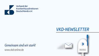 VKD-Newsletter - Gemeinsam sind wir stark! | www.vkd-online.de