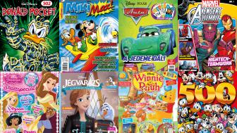 Egmont förnyar globalt licensavtal med Disney