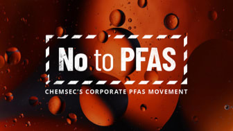 "​RUSTA går med i ChemSecs initiativ ""No to PFAS"""