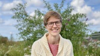 Loretta Platts, docent vid Psykologiska institutionen vid Stockholms universitet. Foto: Henrik Dunér