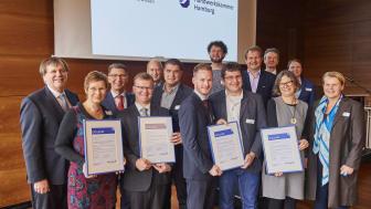 Am 10. November wurde in Hamburg der 18. Umwelt- und Gesundheitspreis verliehen. Foto: Hauke Hass