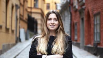 Louise Grabo - ordförande, Maktsalongen