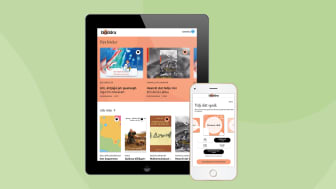 Bläddra är en resurs för den som vill läsa på romani chib och samiska, men även i bibliotekens läsfrämjande arbete.