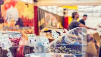 Prisbelönt matmarknad gör premiär i Luleå