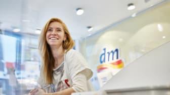 Rund 41.000 Menschen arbeiten bei dm in Deutschland