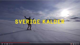 Visit Sweden och svenska skiddestinationer ska få fler danskar att välja Sverige och lyfter fram mer av utmanande alpinåkning och naturupplevelser i längdspåren. Foto: Visit Sweden