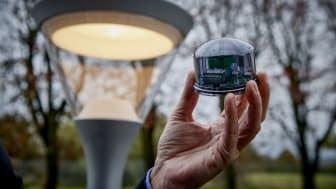 IoT LoRaWAN sensor til gadelys