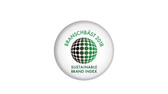 Orkla bäst i branschen på hållbarhet enligt svenska konsumenter