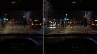 Var sjätte bilist har trafikfarlig syn enligt Synbesiktningen. I Stockholm är andelen lägre, runt var åttonde bilist.