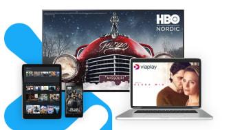 Telenor lanserar TV via app till marknadens lägsta pris