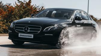 Bilister bidrog till nya Bridgestone Turanza T005